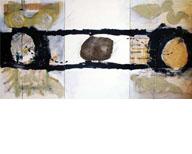 Enclosure, the chain runs with / Espace clos, la chaîne court avec*