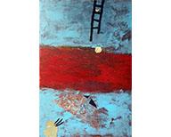 Ladder for an umbrella / Echelle pour un parapluie
